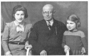 mit Eltern 1938