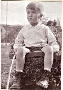 Kindheit in Oesterreich