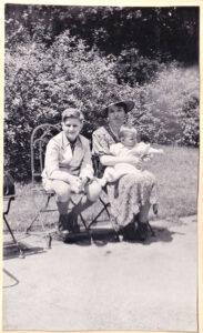 im Wiener Stadtpark 1944