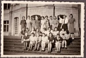 Lehrerbildungsanstalt in Paulshuben 1941-1944