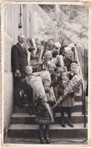 Erster Schultag 1936