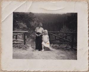 Kindheit in Rathen 1937