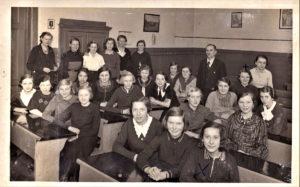 in der Gitschiner Strasse 1941